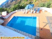 apartment on the Costa Tropical in Andalusia Luna wit private pool