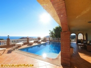 holiday rental Andalusia on the Costa Tropical Luz