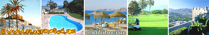 Salobrena Costa Tropical Andalucia